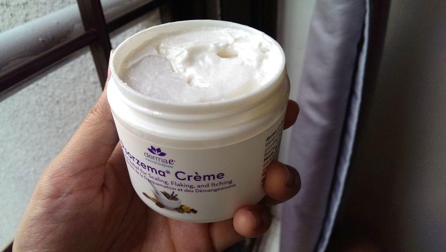 Psorzema Creme by Derma E inside